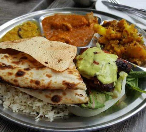 בישול הודי מסורתי