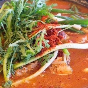 מרק דגים טוניסאי
