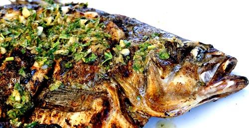 מתכון לדג לברק בתנור
