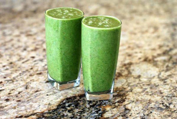 שייק ירוק בריא
