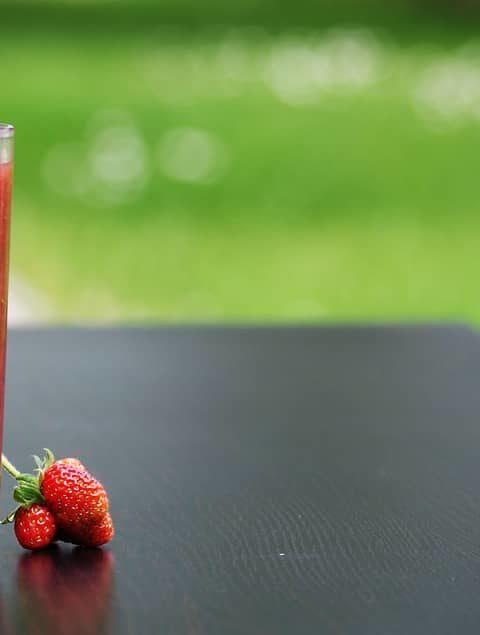 שייק לימונדה תות