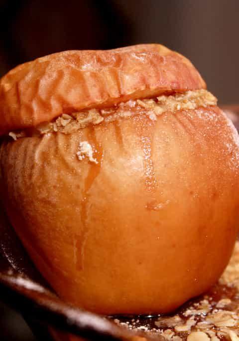 תפוחים ממולאים