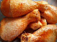 עוף עם תפוחי אדמה בתנור מרוקאי