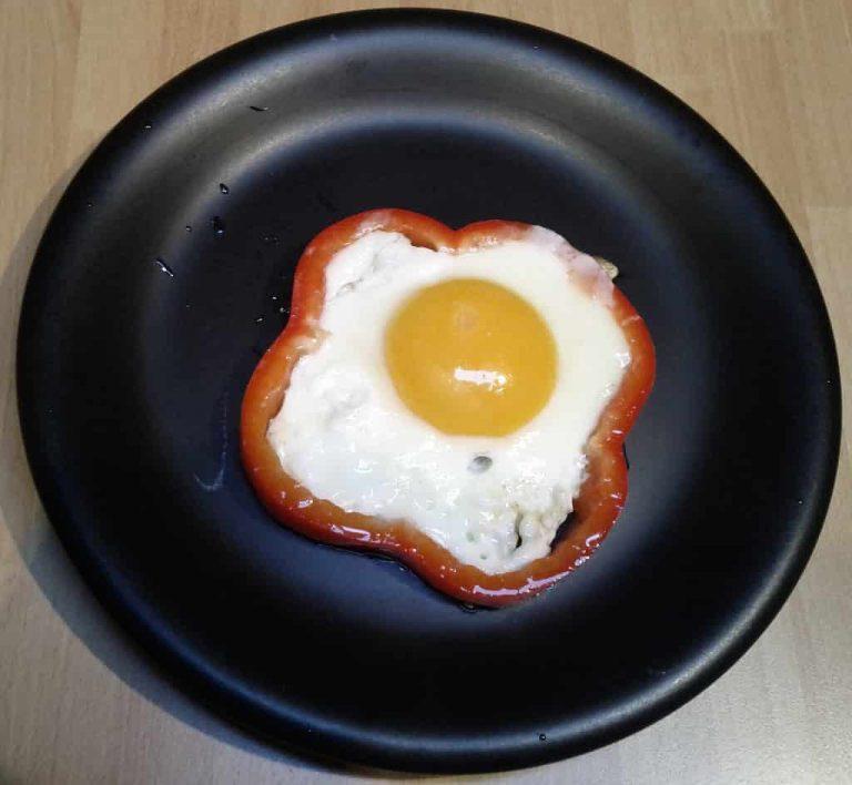 ביצת עין בתוך גמבה